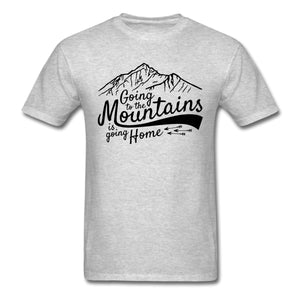 Come Home to the Mountains T-shirt