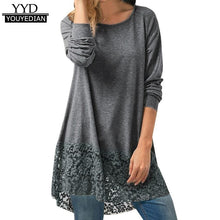 Load image into Gallery viewer, Hippie Ryot FlowerFighter Long Sleeve Tunic