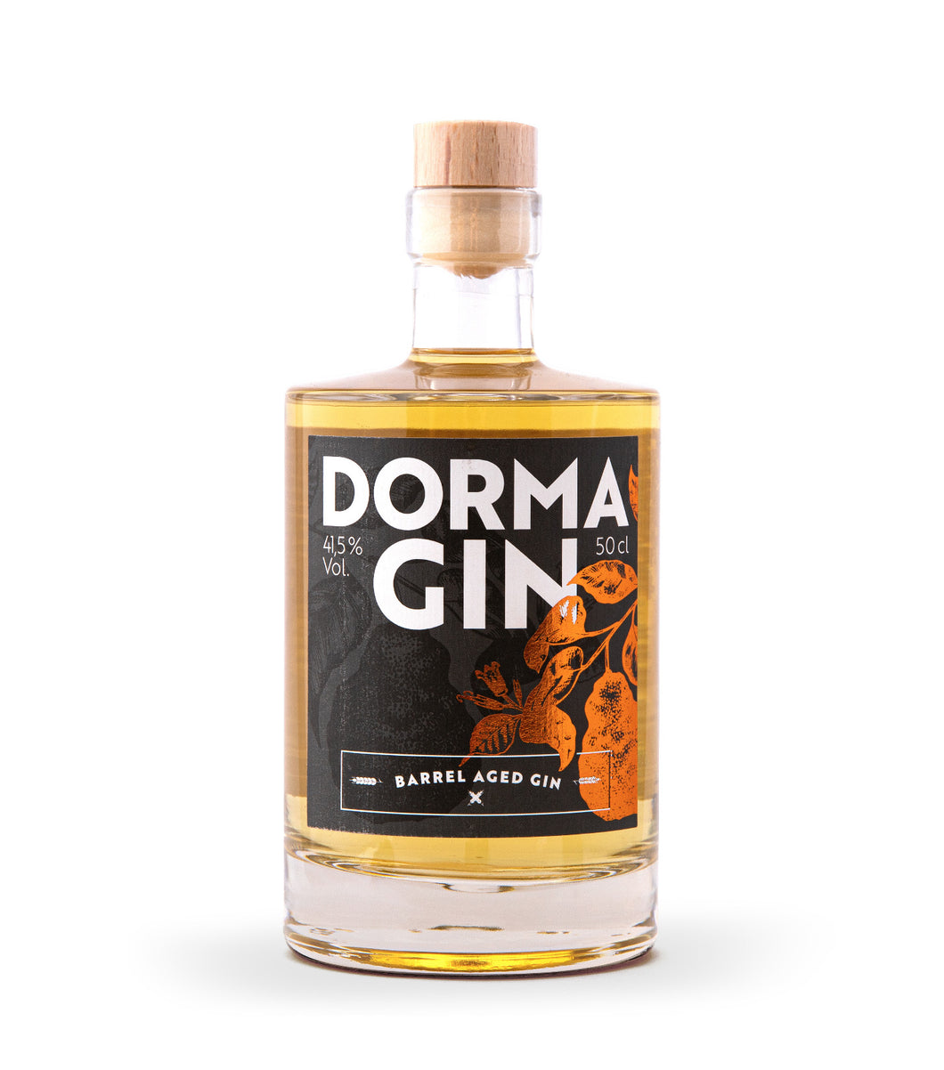 DormaGIN - Barrel Aged Premium Dry Gin 50cl