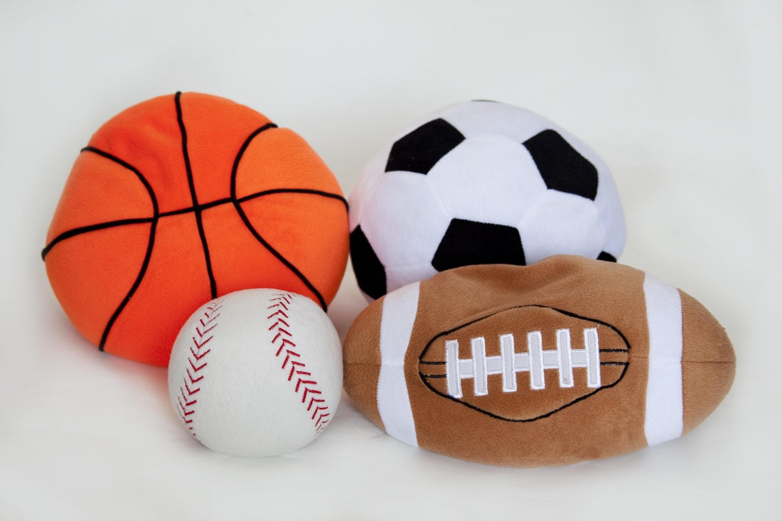 Covered In Comfort Sport Ball Set - Little Tactile