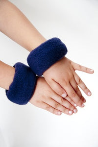 Covered In Comfort Wrist Weights - Little Tactile