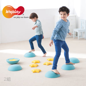 Weplay Twinkle Stones - Little Tactile