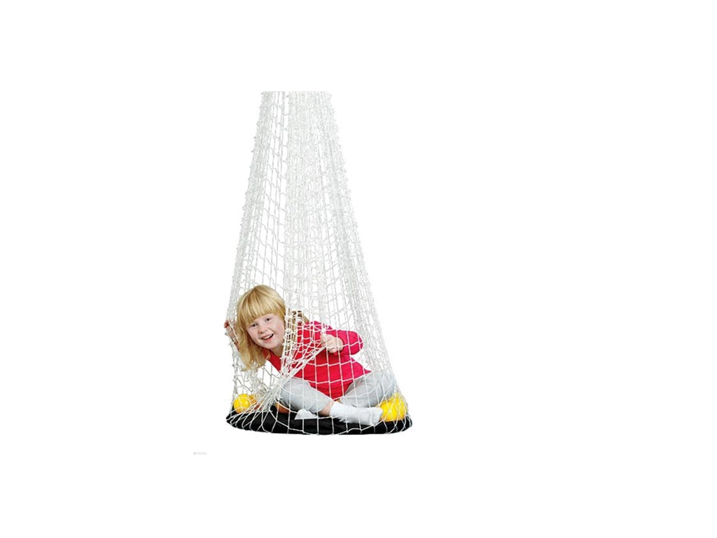 FlagHouse Therapy Net Deluxe Swing and Board Set - Little Tactile