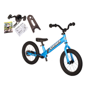 Strider 14x Sport Balance Bike Bundle - Little Tactile
