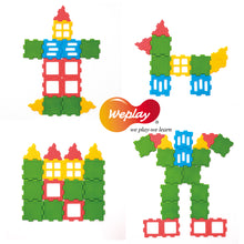 Weplay We-Blocks Minis 28pcs - Little Tactile