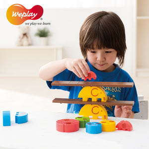 Weplay Jumbo Circus - Little Tactile