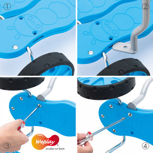 Weplay Taxi Roller - Little Tactile