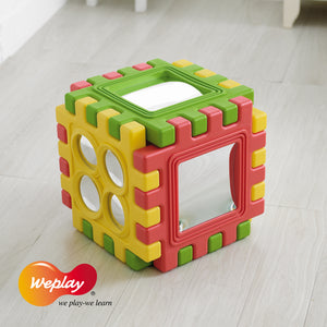 Weplay Reflector Cubes 6pc - Little Tactile