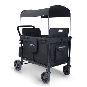 WonderFold W4 Multifunctional Quad Stroller Wagon (4 Seater)