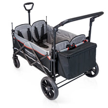 WonderFold's X4 Pull & Push Quad Stroller Wagon (4 Seater)