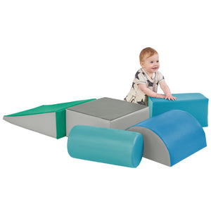 SoftZone Climb and Crawl Activity Set - Little Tactile