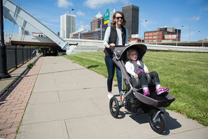 Special Tomato Jogger Stroller - Little Tactile