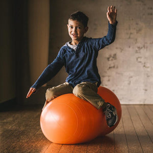 Gaiam Kids Peanut Ball - Little Tactile