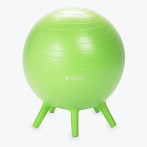 Gaiam Kids Stay-N-Play Ball XL (52cm) - Little Tactile