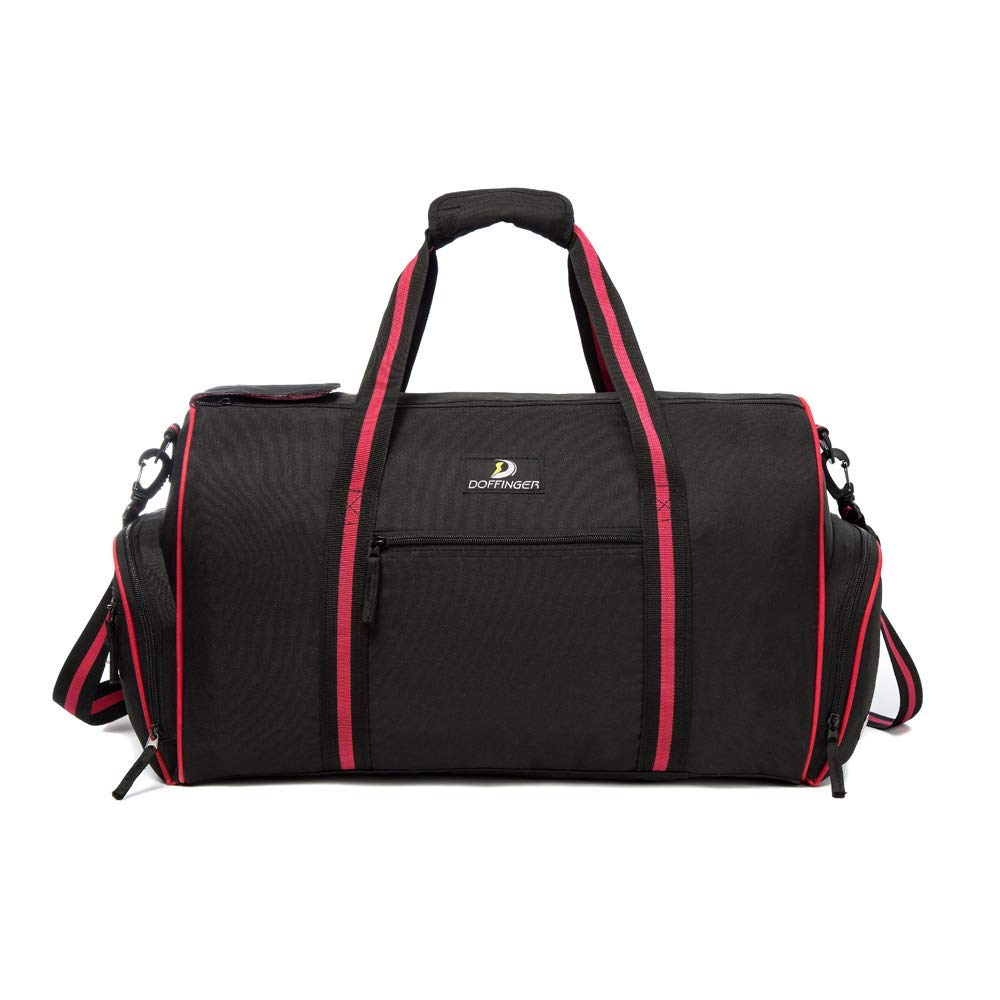 b6ea7dcc6e3b DOFFINGER Large Travel Duffel Bag Weekender Bag Carry on Overnight Bag  Travel Tote Luggage Bag for. Hover to zoom