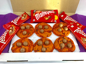 Terry's Chocolate Orange Cookie's and Chocolate