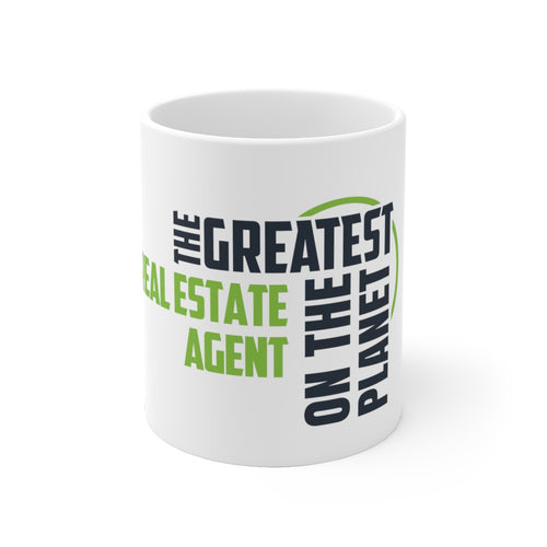 Coffee Mug - Real Estate Agent