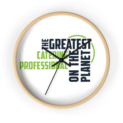 Wall clock - Catering Pro