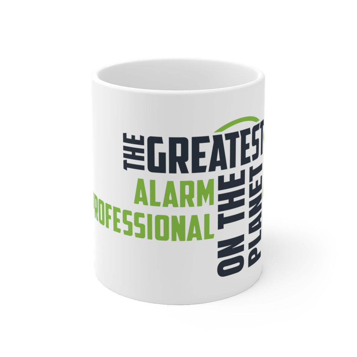 Coffee Mug - Alarm Professional