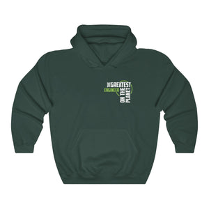 Men's Hoodie - Engineer