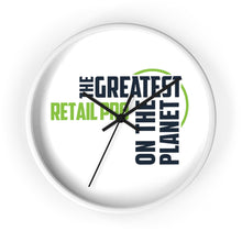 Load image into Gallery viewer, Wall clock - Retail Pro