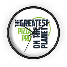 Load image into Gallery viewer, Wall clock - Pizza Pro