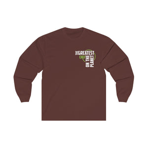 Women's Long Sleeve Tee - Chef