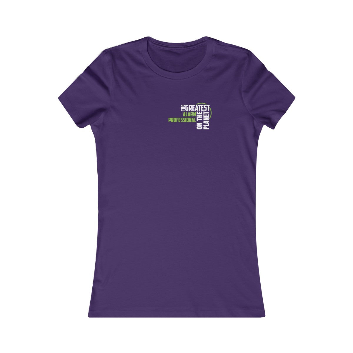 Women's T-shirt - Alarm Professional