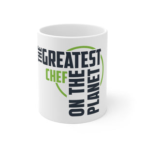 Coffee Mug - Chef