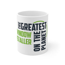 Load image into Gallery viewer, Coffee Mug - Window Installer