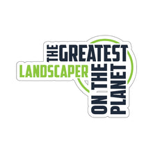 Load image into Gallery viewer, Stickers - Landscaper