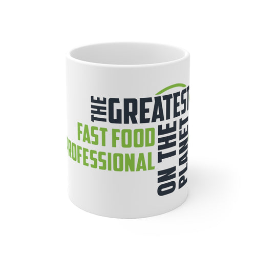 Coffee Mug - Fast Food Pro