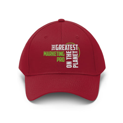 Hat - Marketing Pro