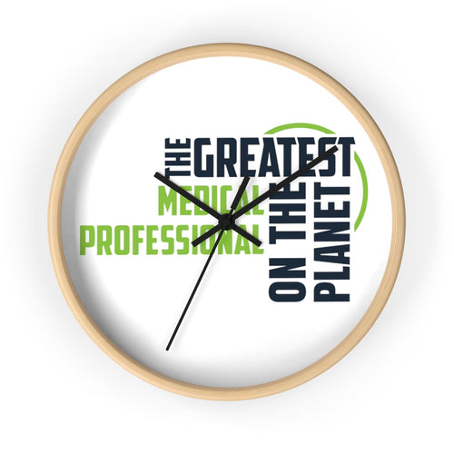 Wall clock - Medical Pro