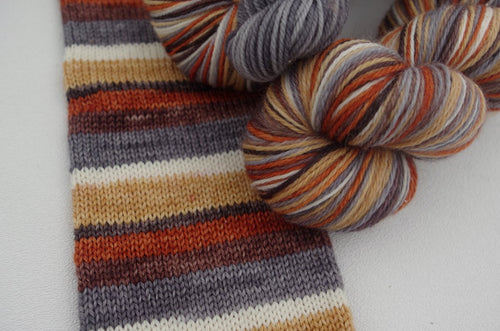 PREORDER: International Festival of Owls - Self Striping Sock Yarn