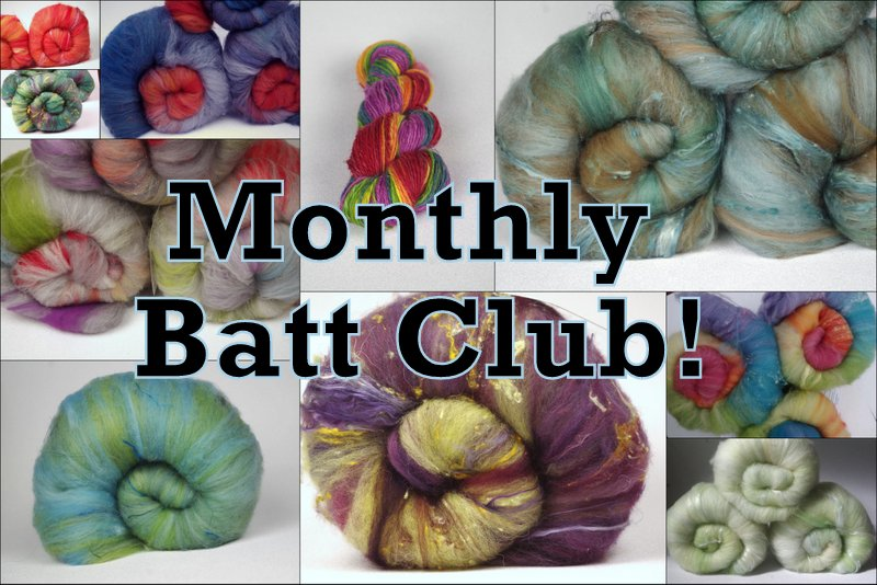 Monthly Batt Club!