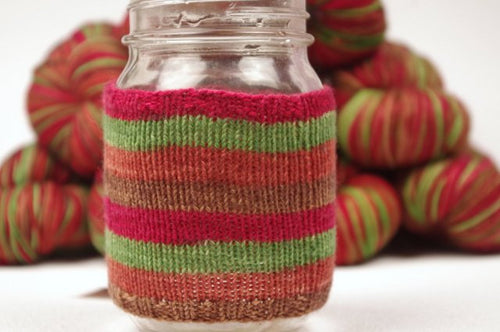 Walk in the Woods - Self Striping Sock Yarn