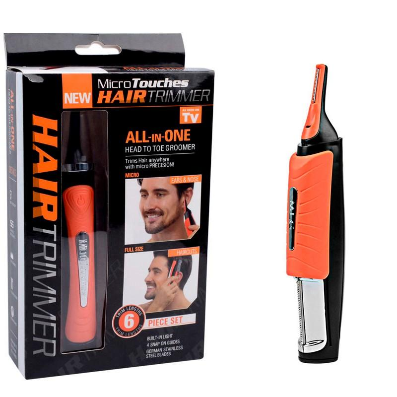 Micro Trimer Hair Cutter Clipper For Men Ear Sideburns Eyebrow
