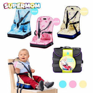Baby Dining Chair Bag Baby Portable Seat  Proof Fabric Infant Travel Foldable Child