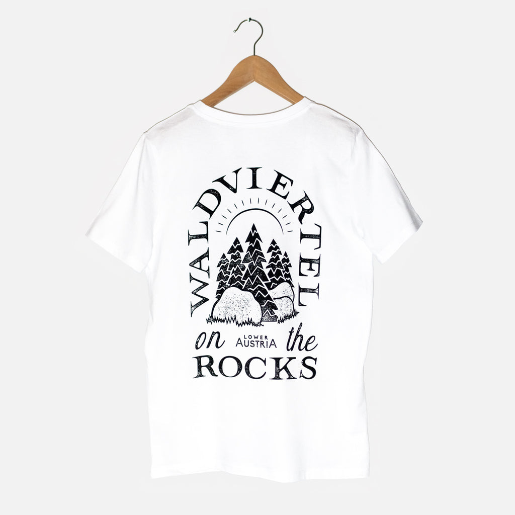 "Shirt ""Waldviertel on the Rocks"""