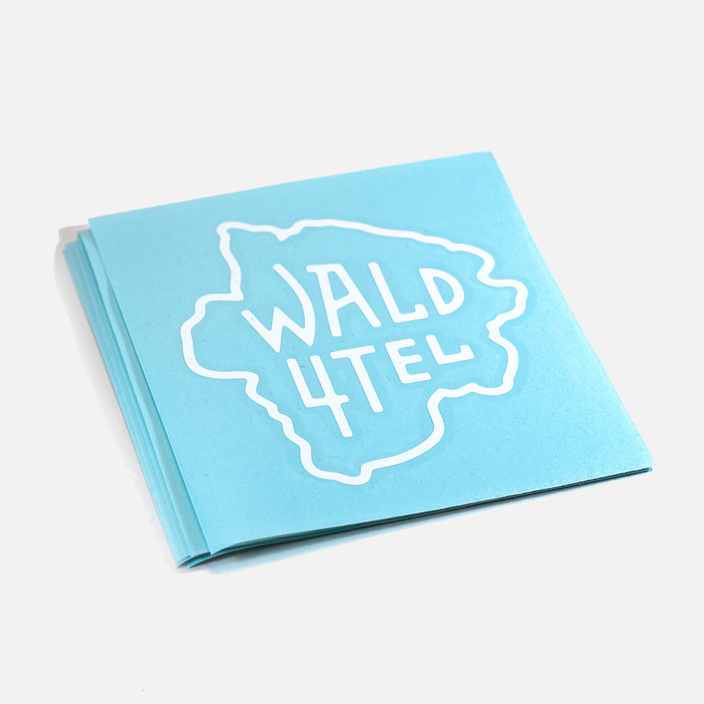 Wald4tel Transfer Sticker