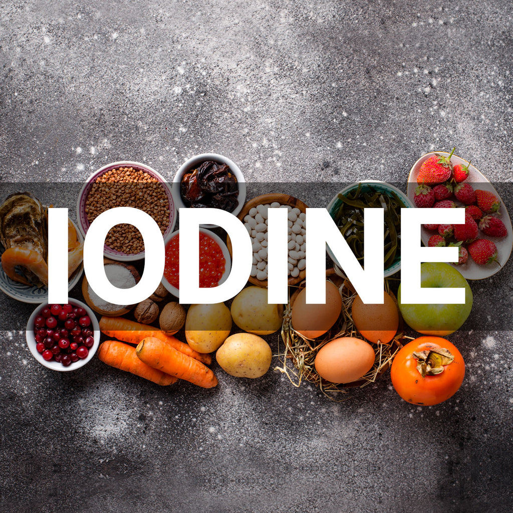 Are You Getting Enough Iodine?