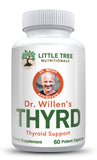 All-Natural Thyroid Support Formula