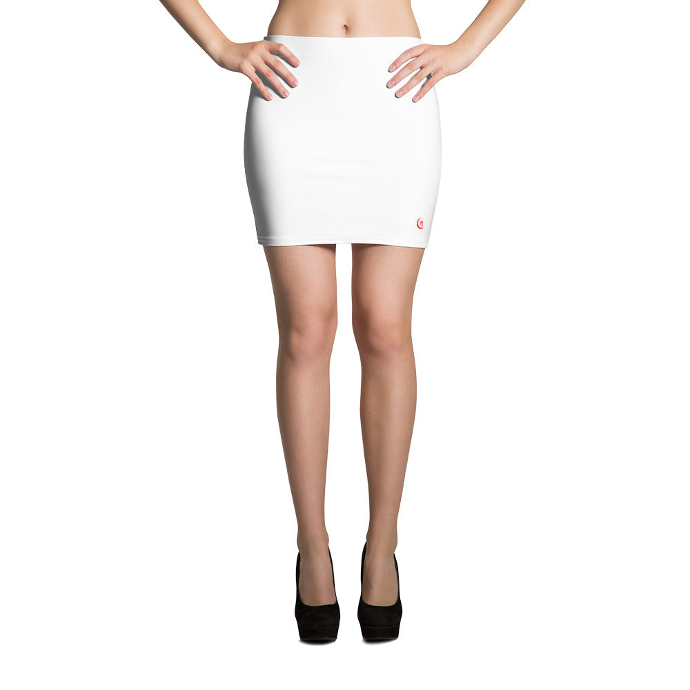 Red Moon Tea Mini Skirt