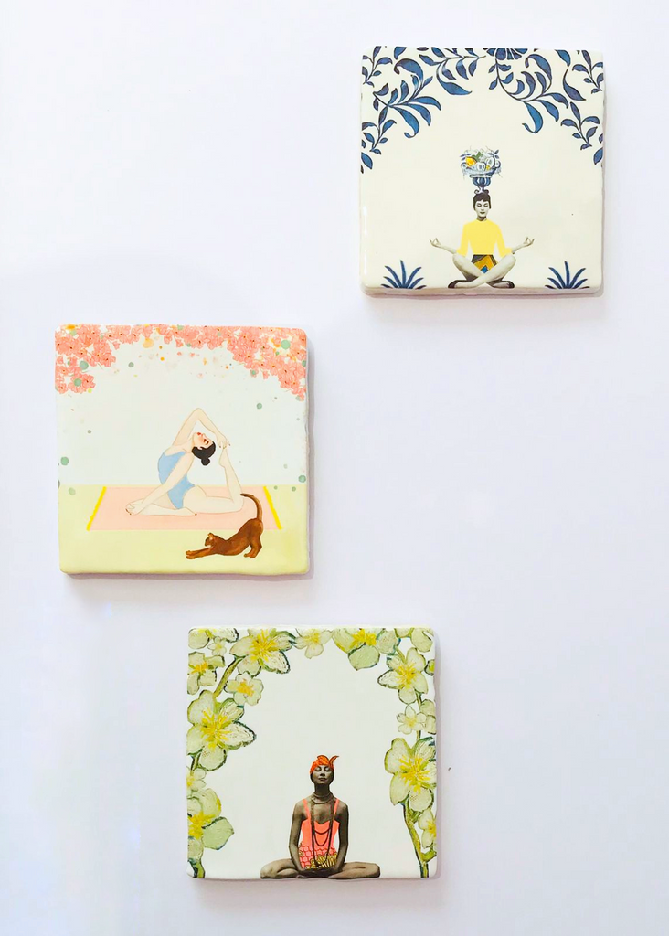 Friends of Yoga, the new Story Tiles are here!