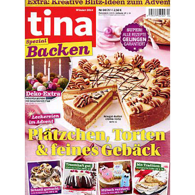 Tina Spezial Backen Winter 04 / 2014