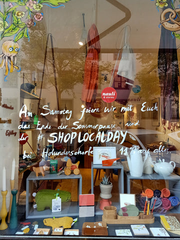 Shop Local Day bei Nauli and Stories