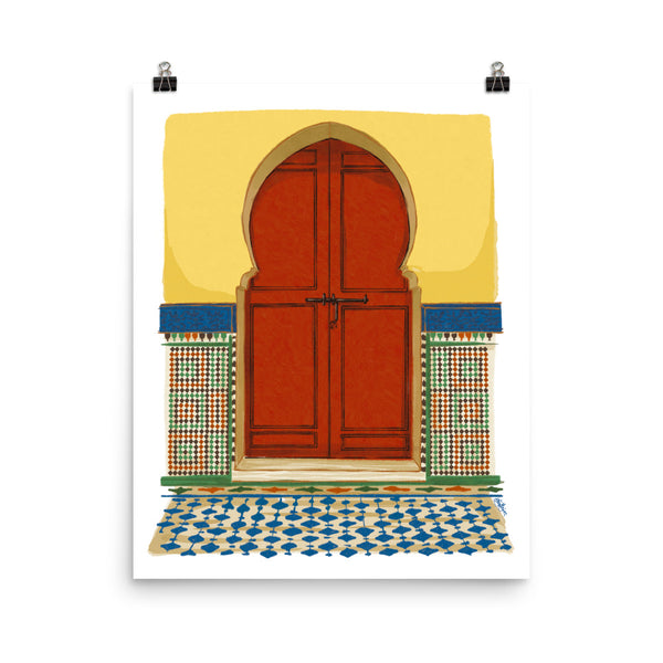 Gateway to Maghreb Poster