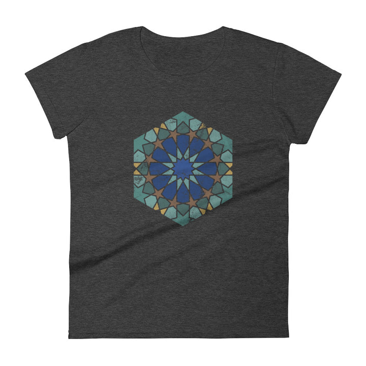 Moroccan Geometry Tee (Womens)