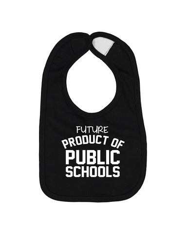 Product of Public Schools Face Mask - Black